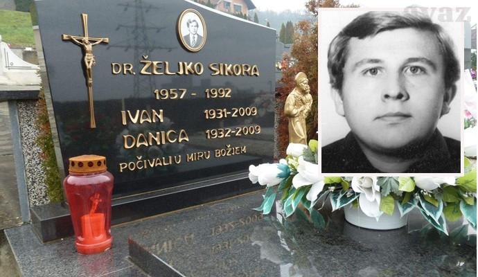 Hoće li Prijedor ikada pokazati svoje ljudsko lice i u srpskoj javnosti rehabilitirati dr. Željka Sikoru