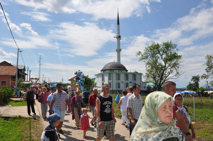 Džamija u Ćeli