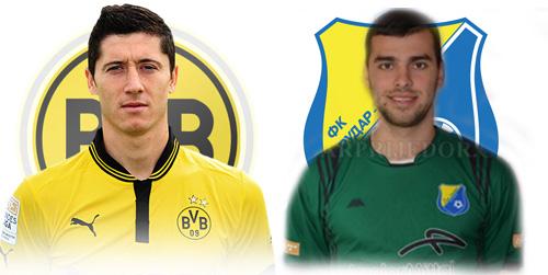 Lewandovski i Handzic