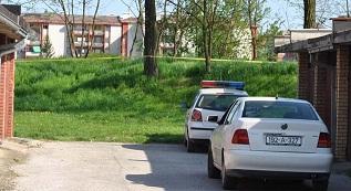 Mjesto gdje je Utješanović počinio samoubistvo