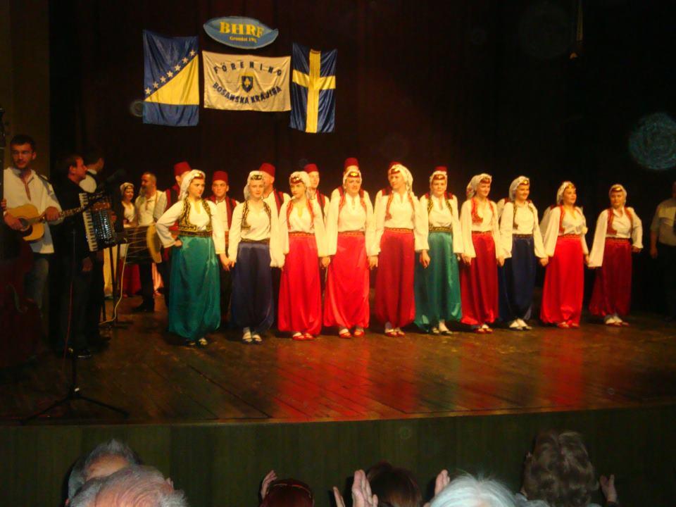Vece druzenja u Prijedorskom pozoristu