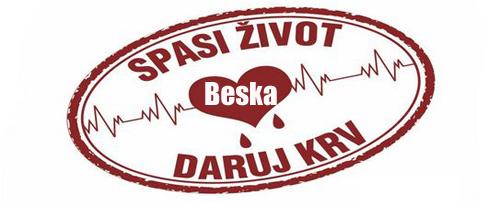 Darujmo krv za nasu Besku