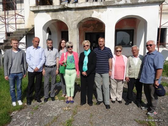 Bivsi konc logor Trnopolje