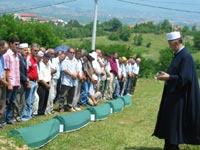 Sehidska dzanaza , Hambarine 26. juni 2005
