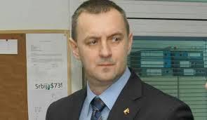 Radenko Jovicic - Ministar unutrasnjih poslova RS