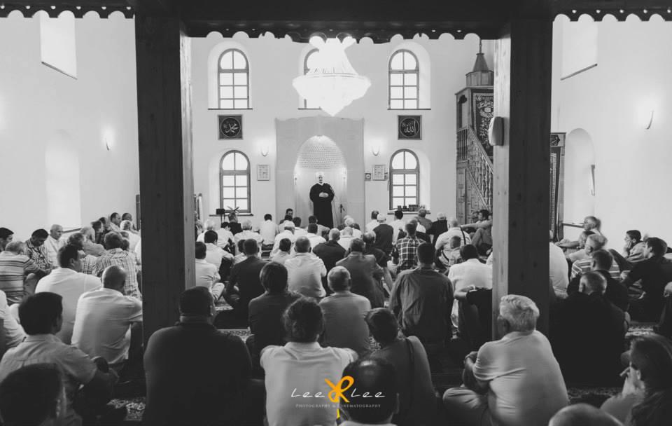 Čaršijska džamija u Prijedoru, Foto: Alvin Harambašić