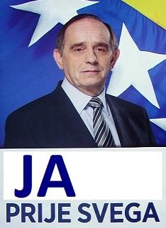 Muharem Murselović, lider prijedorske Stranke za BiH