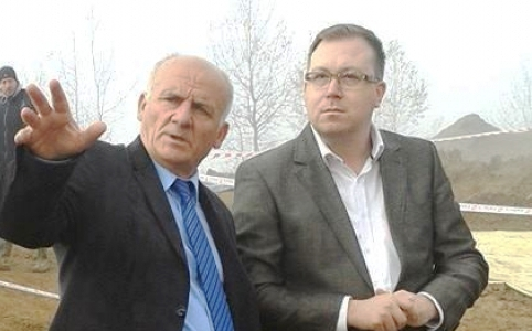 Sead Jakupovic i Hamdija Lipovaca