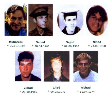 Trebale su 22 godine da se sazna istina o sudbini muža i šest sinova majke Have Tatarević iz Zenova kod Prijedora.
