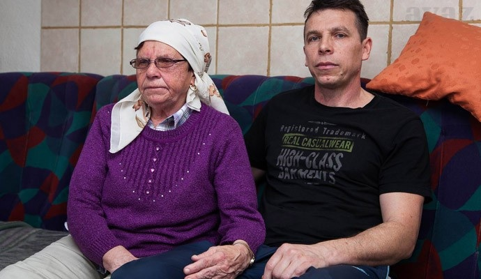 Hava i sin Suvad Tatarević