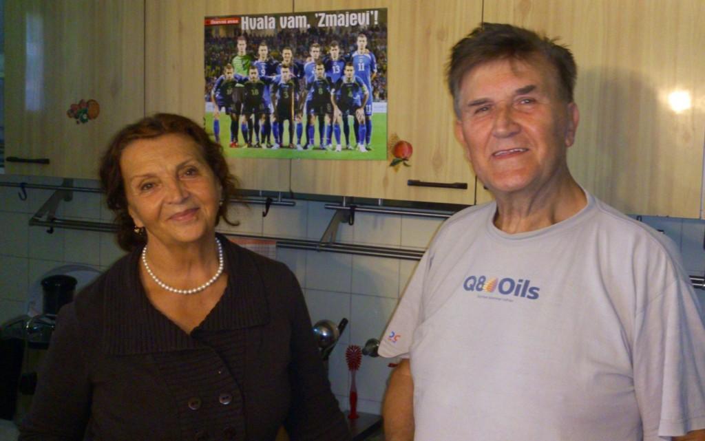Bisera i Mehmedalija Kahrimanovic