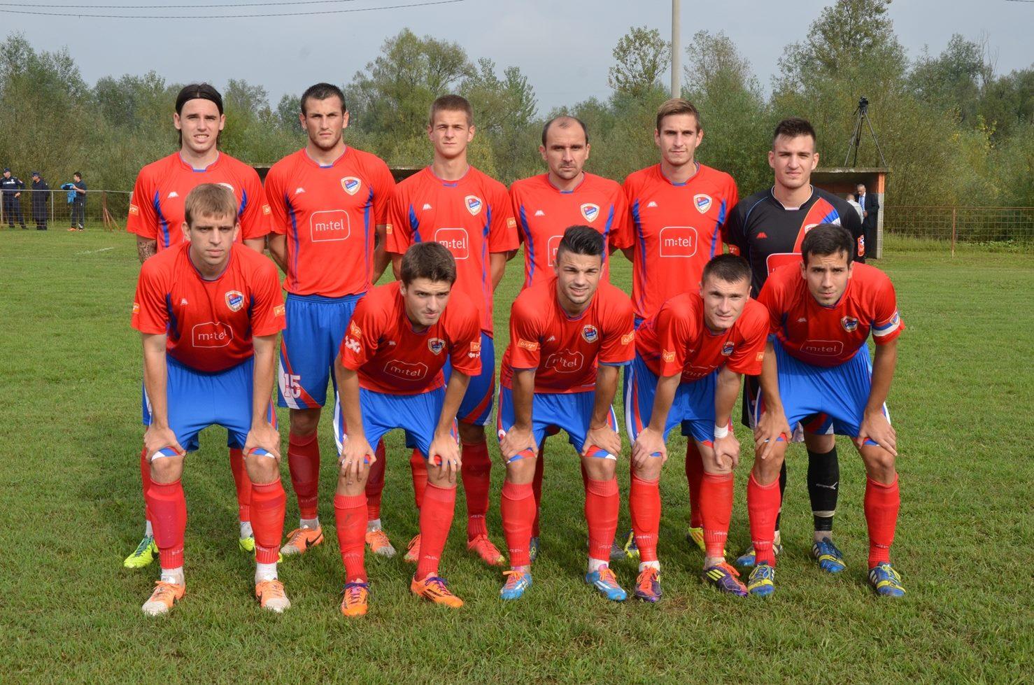 Gosti iz Banjaluke, FK Borac Foto: Aleksandar Drakulic