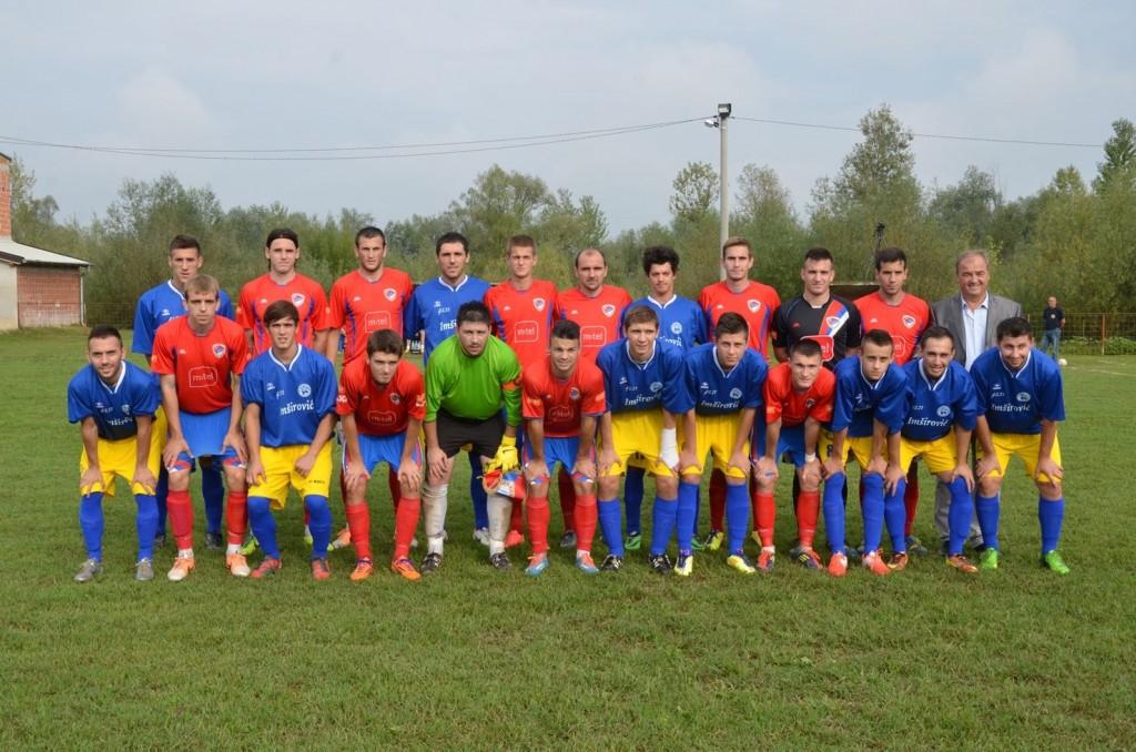 OFK Brdo - FK Borac 1-3