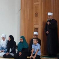 Odrzano sedmo omladinsko takmicenje ucaca Kur'an-a u Hambarinama